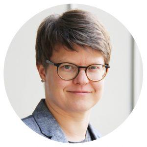 Seta ry:n pääsihteeri Kerttu Tarjamo