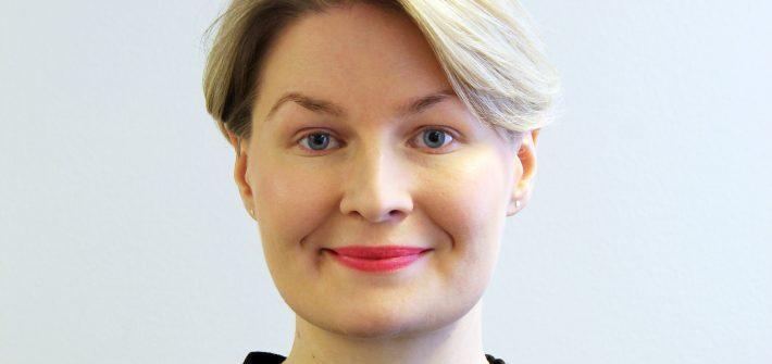 Aleksina Tikkinen – seniorityön uusi projektityöntekijä!