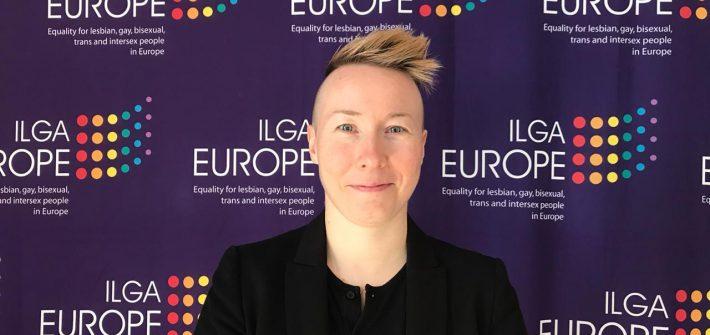 Setan puheenjohtaja Lampinen valittiin ILGA-Euroopan hallitukseen