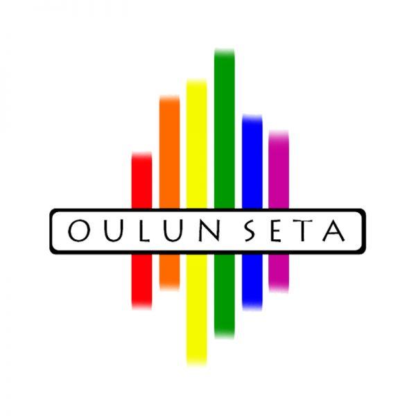 Kuvassa on Oulun Seta ry:n tunnus.