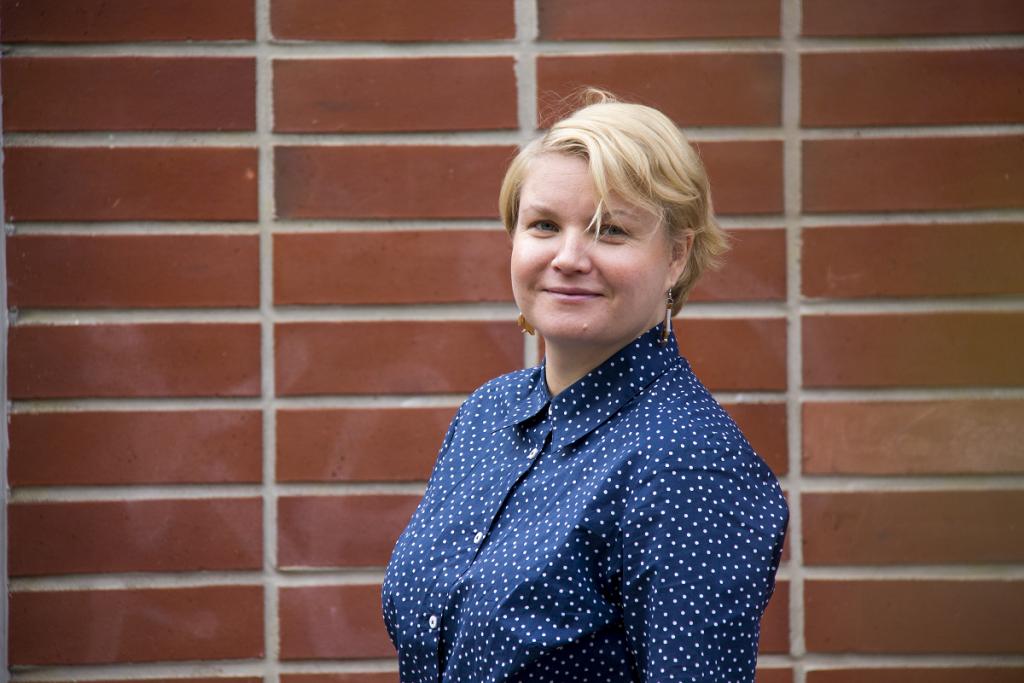 Kuvassa on Lotte Telakivi, Setan nuorisotyön koordinaattori.