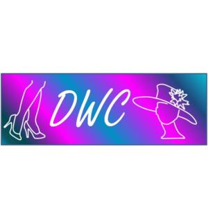 Kuvassa on Dreamwear Club DWC ry:n tunnus